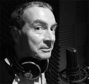 Tim Bick, British voiceover artist